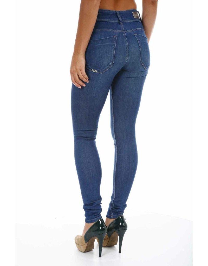 Salsa Jeans Women's Secret Skinny Blue Jeans