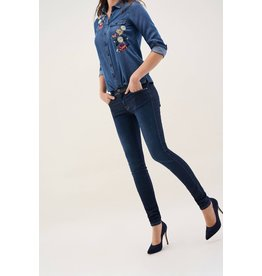 Salsa Jeans Colette Comfort Skinny Soft touch