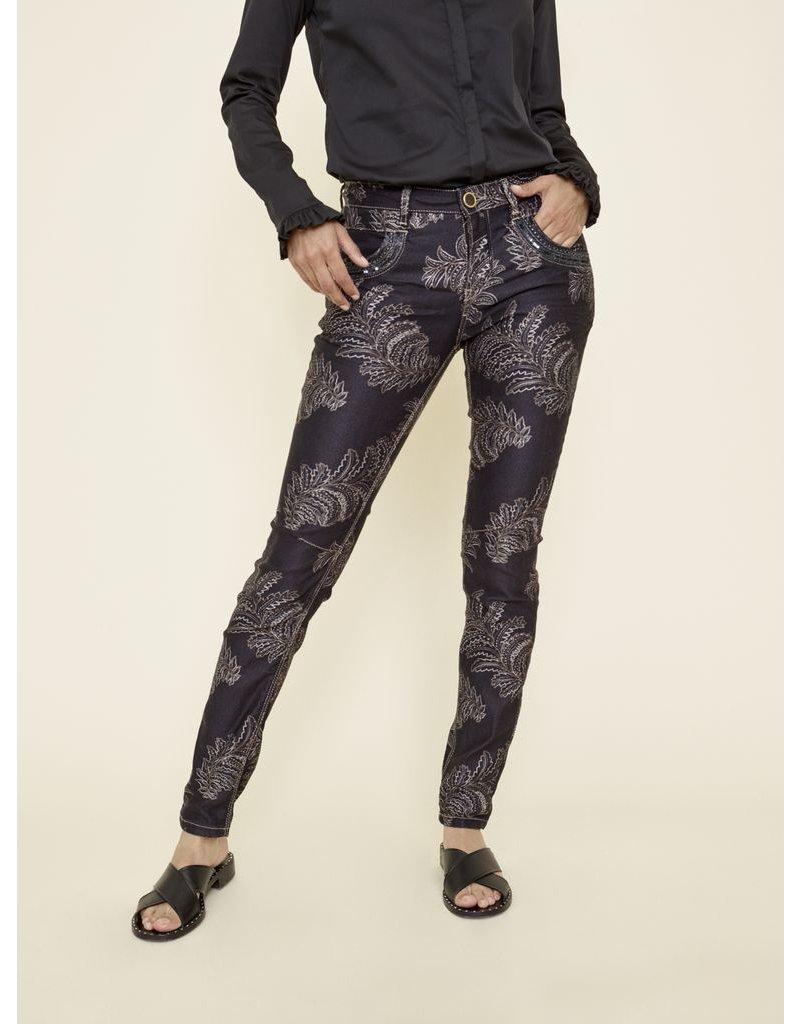 Mos Mosh Naomi Shine Printed Pant
