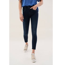 Salsa Jeans Glamour Capri Jeans with Zip