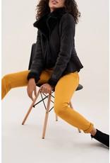 Salsa Jeans Salsa Jeans - Jacket with Fur & Zip