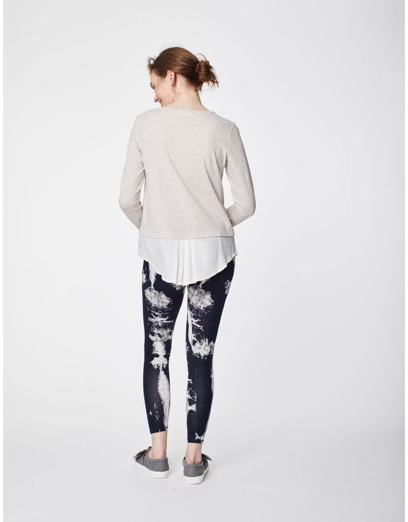 Thought Thought - Elsenore Leggings