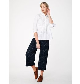 Thought Ditsy Ikat Culottes
