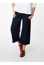Thought Thought - Ditsy Ikat Culottes