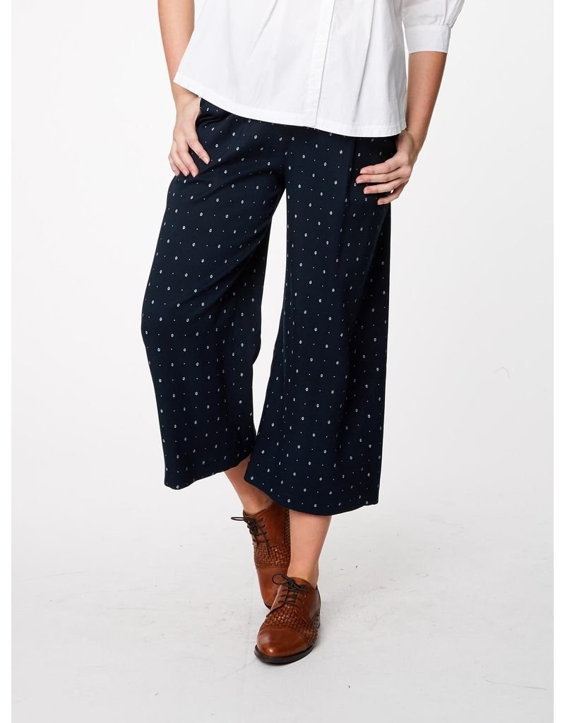 Thought Clothing Thought - Ditsy Ikat Culottes