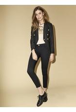 Mos Mosh Velvet Frill Jeans