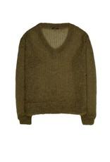 10 Feet Light V-Neck Pullover