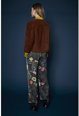 10 Feet Soft Faux Fur Cardigan