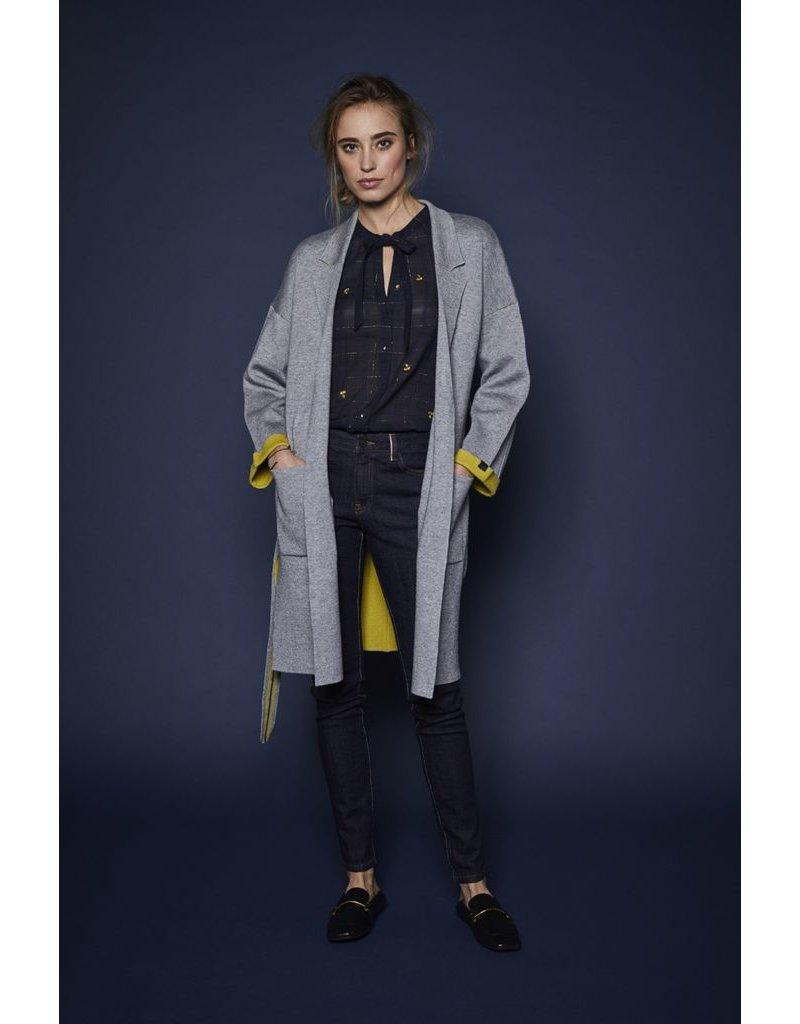 10 Feet Double Knit Cardigan