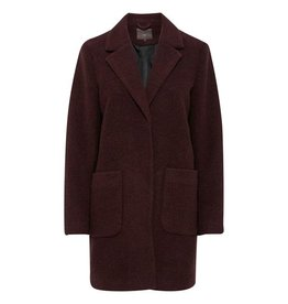 ICHI Selba Boyfriend  Wool Coat