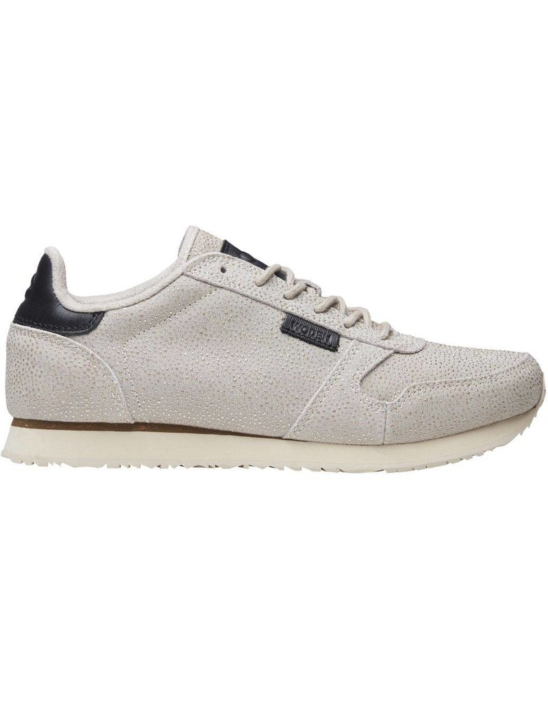 Woden Women's Ydun Pearl Leather Trainers