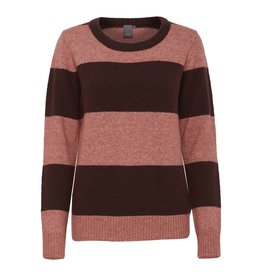 ICHI Mercuna Stripe Jumper