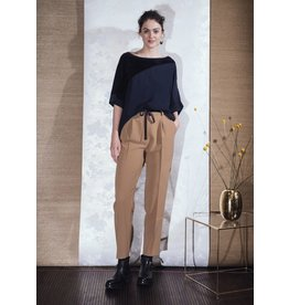 La Fee Maraboutee Camel Coloured Trousers