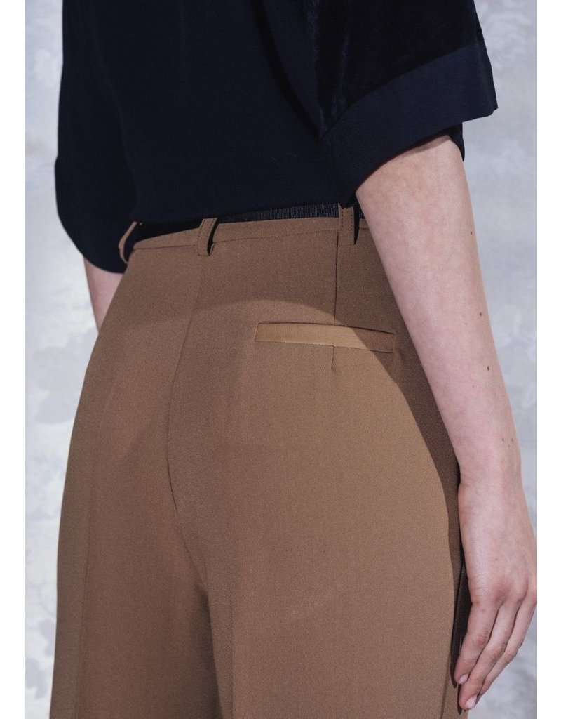 La Fee Maraboutee Camel Coloured Trousers