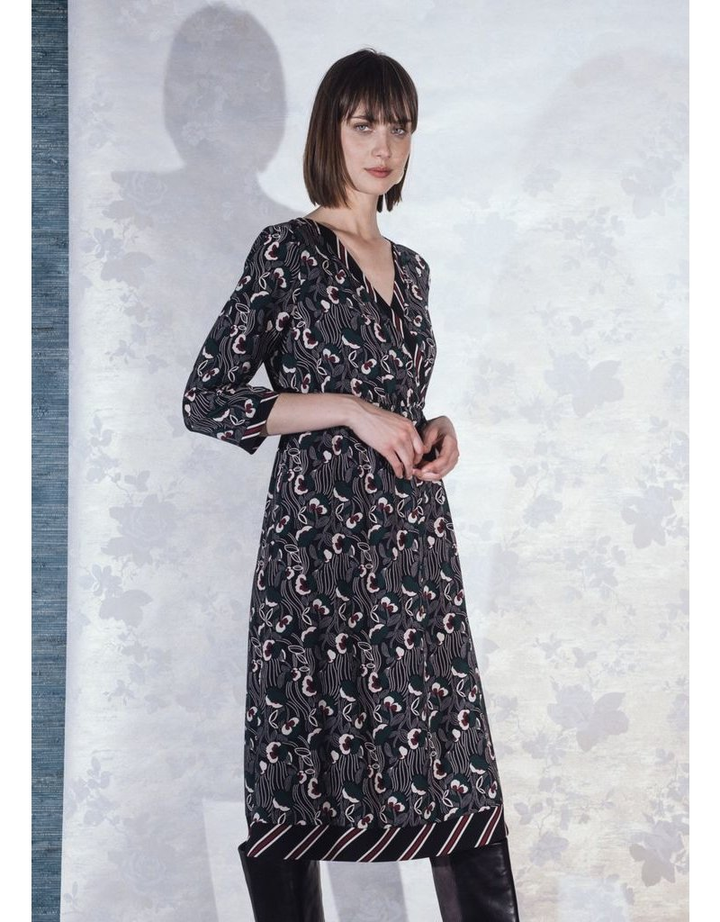 La Fee Maraboutee Dress with V Neck