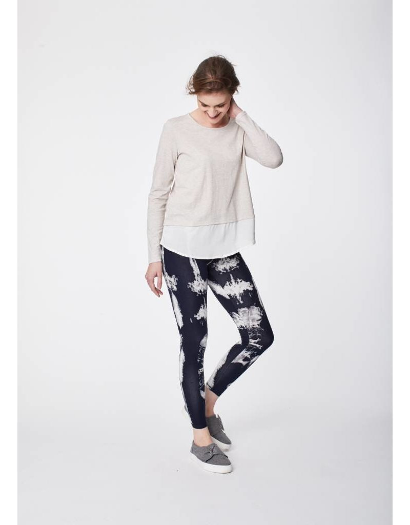 Thought Clothing Elsenore Dye Printed Harem Trousers