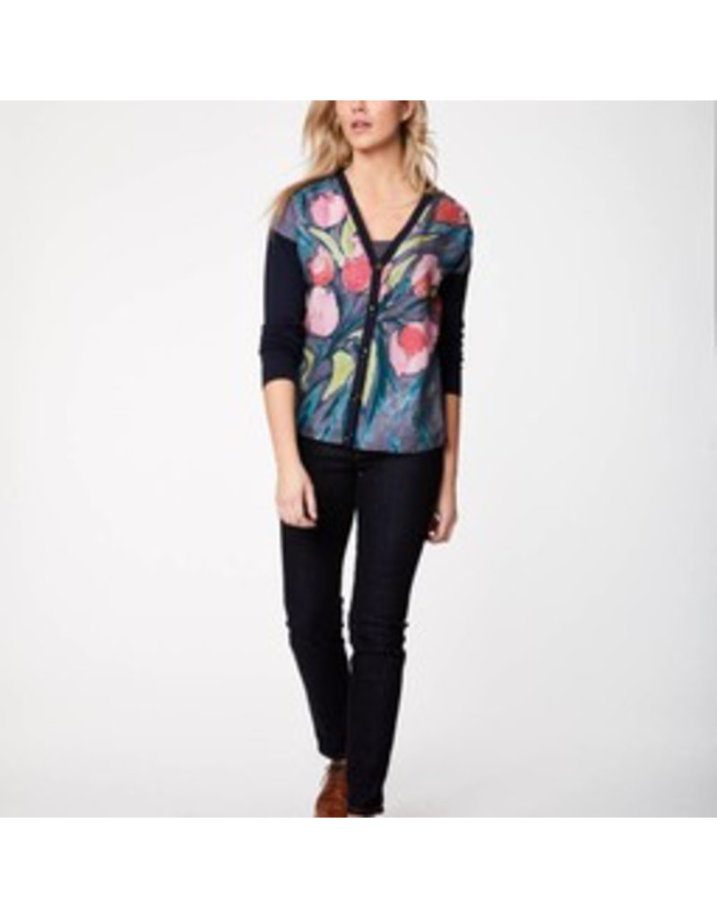 Thought Clothing Vanessa Blooms Cardigan