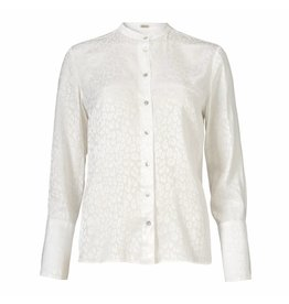Gustav Denmark Long Sleeved White Blouse