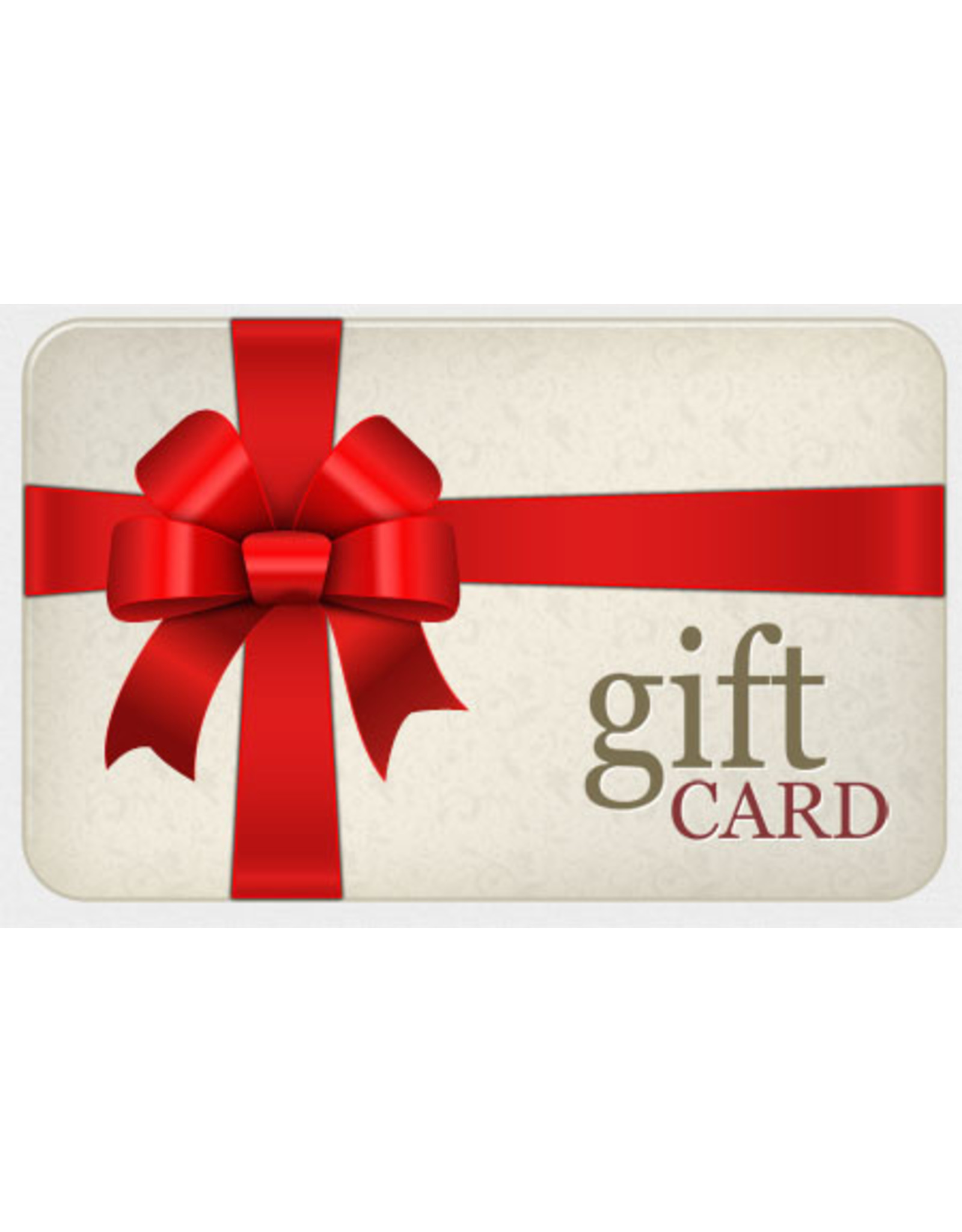 Instore Gift Card €25