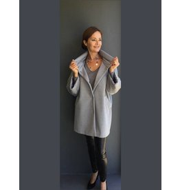 Peruzzi Grey Coat
