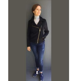 Peruzzi Black Jacket