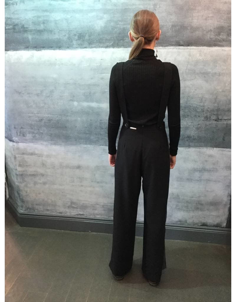Humility Dungaree Style Trousers