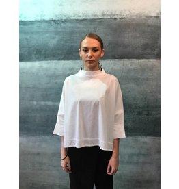 Humility Oversized White Shirt