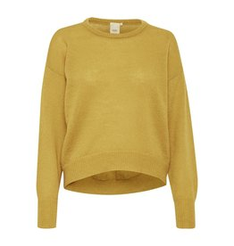 ICHI Aya Long Sleeve Knit