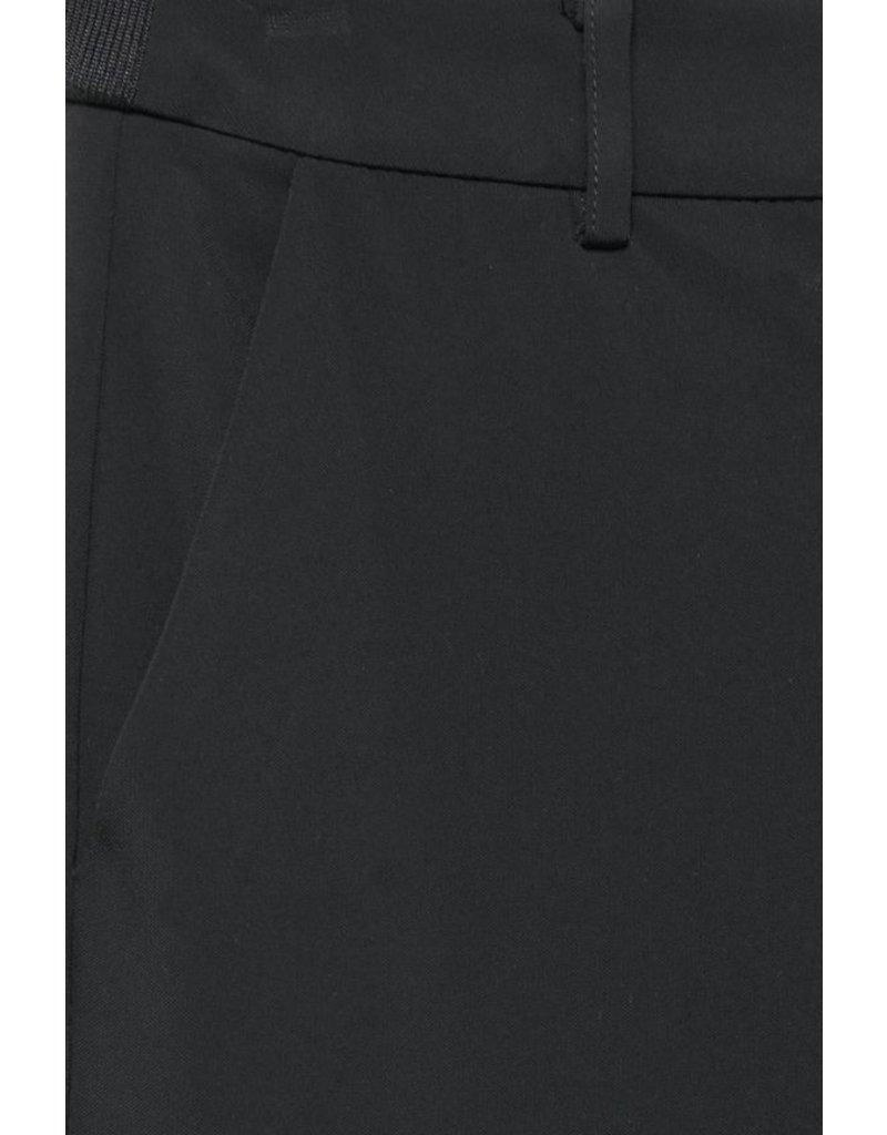 ICHI Black Sasti Trousers