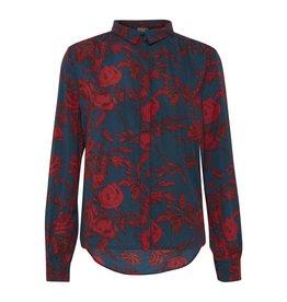 ICHI Ichi - Rose Shirt