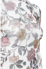 ICHI Iagood Long Sleeved Printed Top