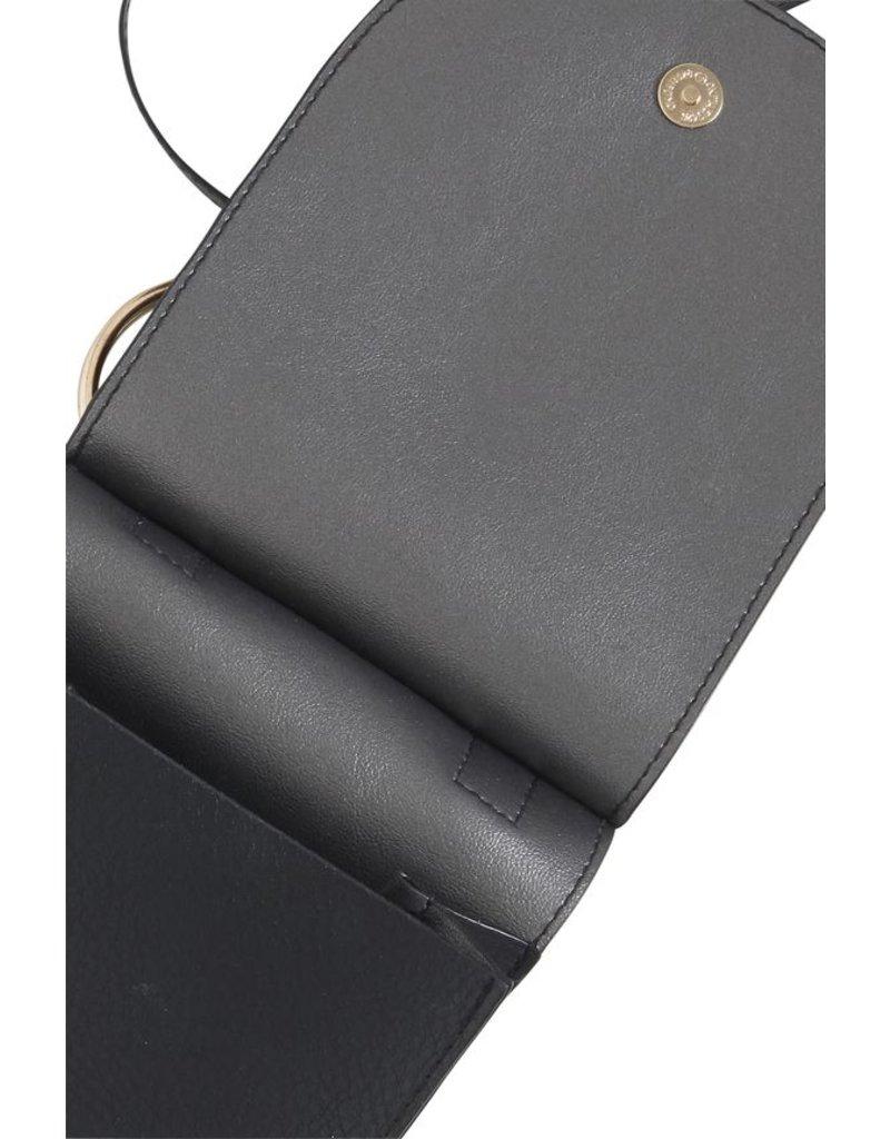 ICHI Ianinna Black Bag
