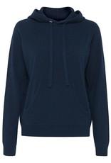 ICHI Ihkava Long Sleeved Hoodie Sweatershirt