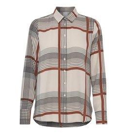 ICHI Nassa Check Shirt