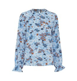 ICHI Bundi Long Sleeve Top
