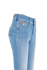 Salsa Jeans Capri Secret Push In Light Wash Jeans