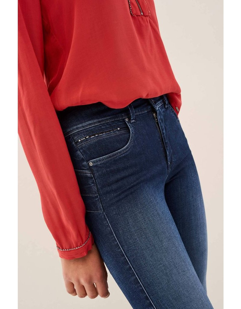 Salsa Jeans Secret Slim Pocket Embelish Jeans