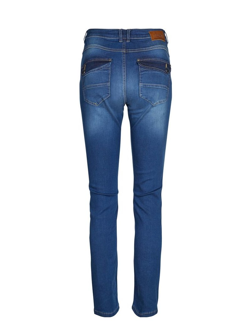 Mos Mosh Nelly Sateen  Blue Jeans