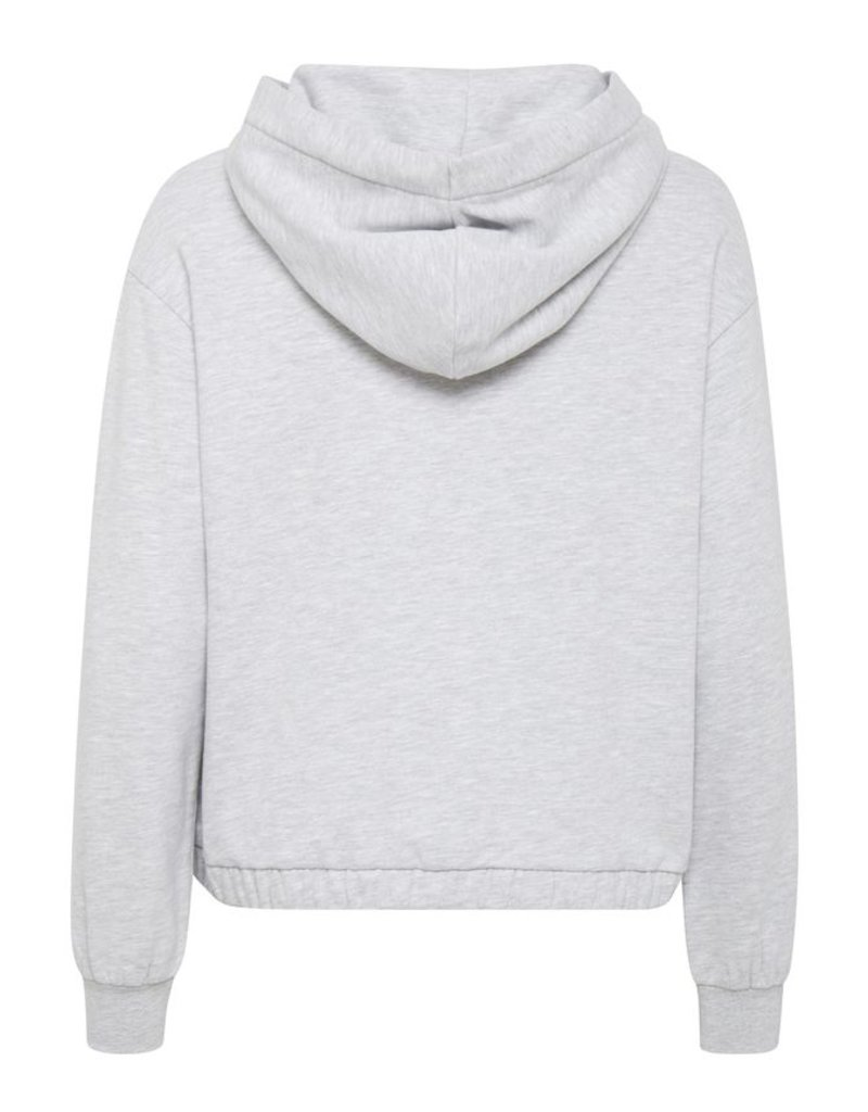 ICHI Grey Box Sweatshirt