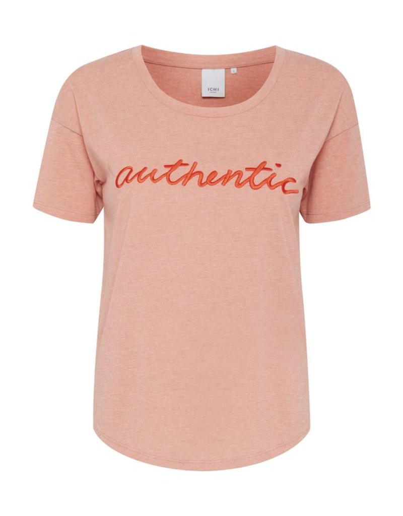ICHI Authentic Short Sleeve T-Shirt