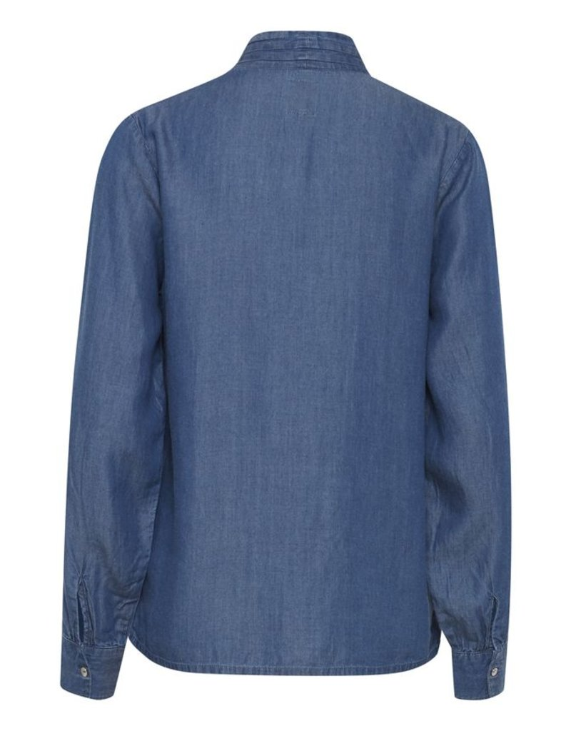 ICHI Baroni  Shirt with Tie