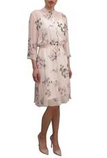 Fee G Chiffon Long Sleeve Dress.