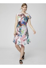 Thought Clothing Solar Flower Cap Sleeve Floral Dress