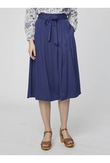Thought Clothing Sandreen Paperbag Waist Midi Skirt