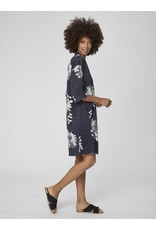 Thought Clothing Patrice Black Floral Print Dress