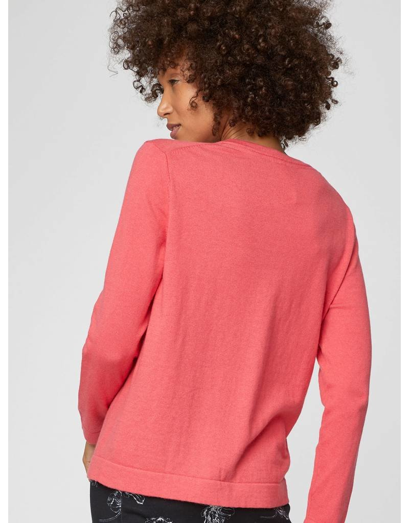 Thought Clothing Grehta Fine Knit Organic Cotton Cardigan