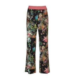 Gustav Denmark Paisley Wide leg trousers