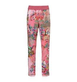 Gustav Denmark Pink Paisley Print Trousers