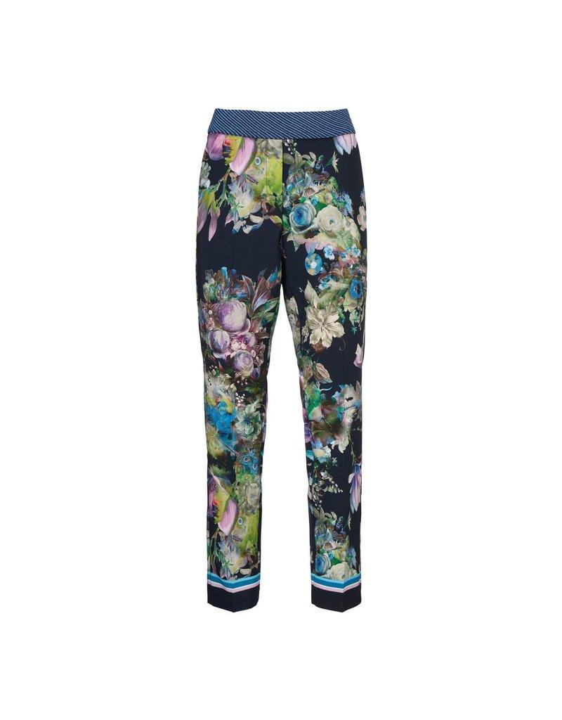 Gustav Denmark Paisley Print Trousers