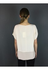 La Fee Maraboutee Soft Wide Necked Top